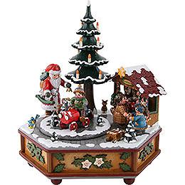 Music Box Christmas  -  22cm / 9 inch