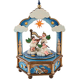 Music Box Silent Night  -  26cm / 10 inch