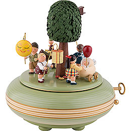 Music Box the Fest  -  18cm / 7 inch