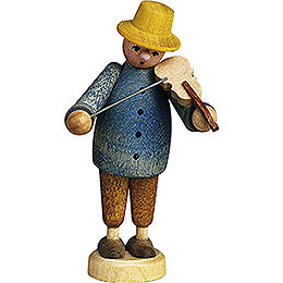Musician with Violin  -  7cm / 2.8 inch