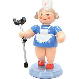 Nurse with Aider  -  7cm / 3 inch