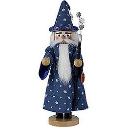 Nussknacker Blauer Zauberer  -  48cm