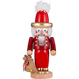 Nussknacker Chubby Goldener Nikolaus  -  35cm
