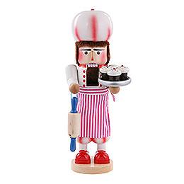 Nussknacker Cupcake - Bäcker  -  40cm