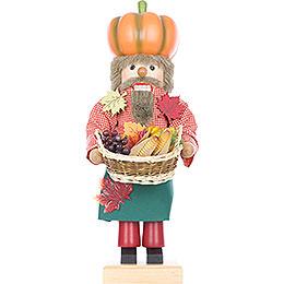 Nussknacker Der Herbst  -  Vier Jahreszeiten  -  48cm