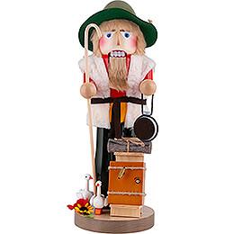Nussknacker Gänsejunge mit Musik  -  45cm