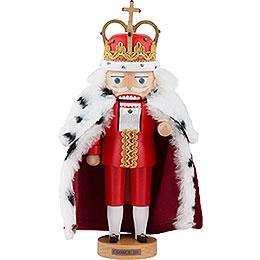 Nussknacker King George III  -  28cm