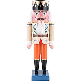 Nussknacker König beige  -  35cm