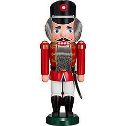 Nussknacker Polizist rot  -  35cm