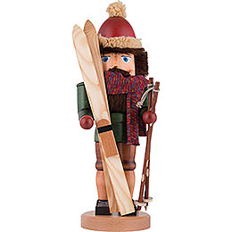 Nussknacker Skifahrer  -  43cm
