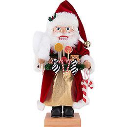 Nussknacker Weihnachtsmann mit Süßwaren  -  46,5cm