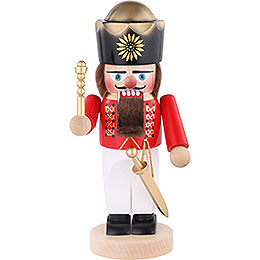 Nutcracker  -  Chubby Traditional King  -  30cm / 11.8 inch