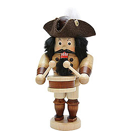 Nutcracker  -  Drummer Natural  -  16,0cm / 6.3 inch