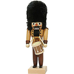 Nutcracker  -  Drummer Natural  -  30cm / 11.8 inch