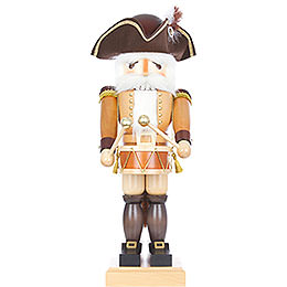 Nutcracker  -  Drummer Natural  -  69,0cm / 27.2 inch