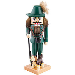 Nutcracker  -  Hunter  -  25cm / 2inch / 9.8 inch