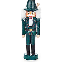 Nutcracker  -  Hunter Green  -  13cm / 5.1 inch