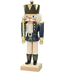 Nutcracker  -  King Blue  -  27cm / 11 inch
