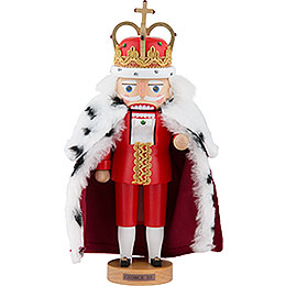 Nutcracker King George III  -  28cm / 11inch