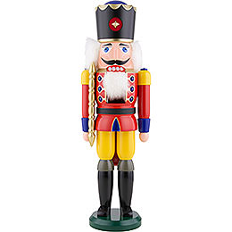 Nutcracker  -  King Red  -  50cm / 20 inch