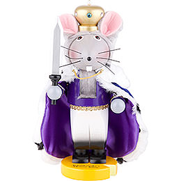Nutcracker  -  Mouse King  -  30cm / 11.5 inch  -  Limited Edition