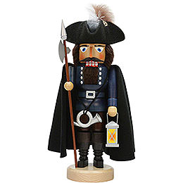 Nutcracker  -  Night Watch Man  -  37,5cm / 14.8 inch