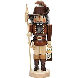 Nutcracker  -  Night Watch Man, Natural  -  36cm / 14.2 inch