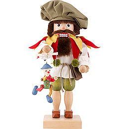 Nutcracker  -  Puppet Player  -  44,5cm / 17.5 inch