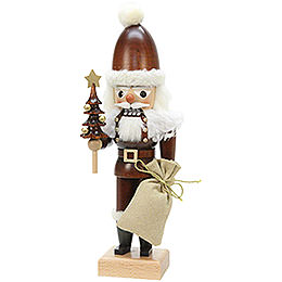Nutcracker  -  Santa Claus Natural Colors  -  30,0cm / 12 inch