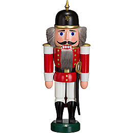Nutcracker  -  Soldier Red  -  27cm / 11 inch