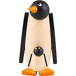 Penguin with Child  -  10cm / 3.9 inch