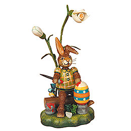 Rabbit Max the Colourist  -  11cm / 4 inch