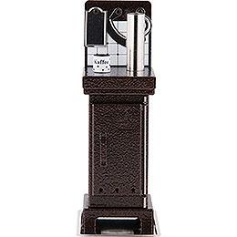 Räucherkerzenofen  -  Der Klassiker kupfer  -  19cm