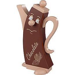 Räuchermännchen Chocolate  -  21cm