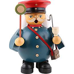 Räuchermännchen Eisenbahner  -  14cm
