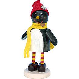 Räuchermännchen Pinguin  -  16cm
