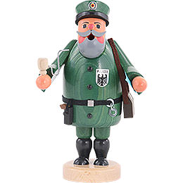 Räuchermännchen Polizist  -  19cm