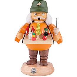 Räuchermännchen Spielwarenverkäufer  -  18cm