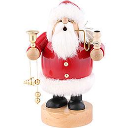 Räuchermännchen Weihnachtsmann stehend  -  31cm