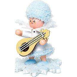 Schneeflöckchen mit Mandoline  -  5cm