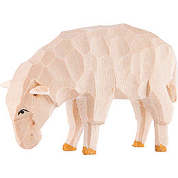 Sheep grazing  -  2,8cm / 1.1 inch