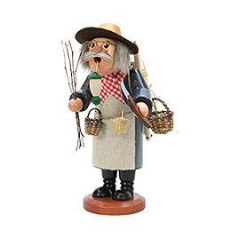 Smoker  -  Basket Craftsman  -  28,0cm / 11 inch