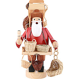 Smoker  -  Basket Salesmann  -  43cm / 17 inch