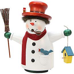 Smoker  -  Borzel Snowman  -  20cm / 8 inch