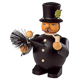 Smoker  -  Chimney Sweep  -  11cm / 4 inch