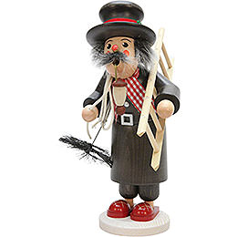 Smoker  -  Chimney Sweep  -  28,5cm / 11.2 inch