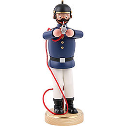 Smoker  -  Firefighter  -  24cm / 9 inch