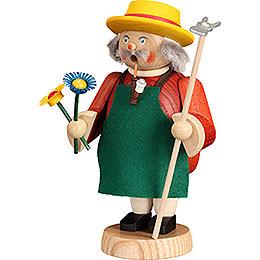 Smoker  -  Gardener  -  18cm / 7.1 inch