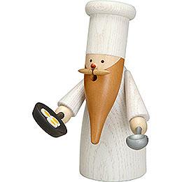 Smoker  -  Gnome Cook  -  16cm / 6 inch
