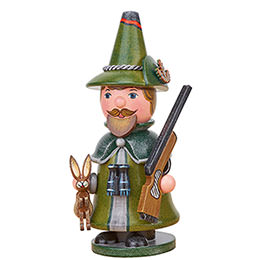Smoker  -  Gnome Hunter  -  14cm / 5.5 inch